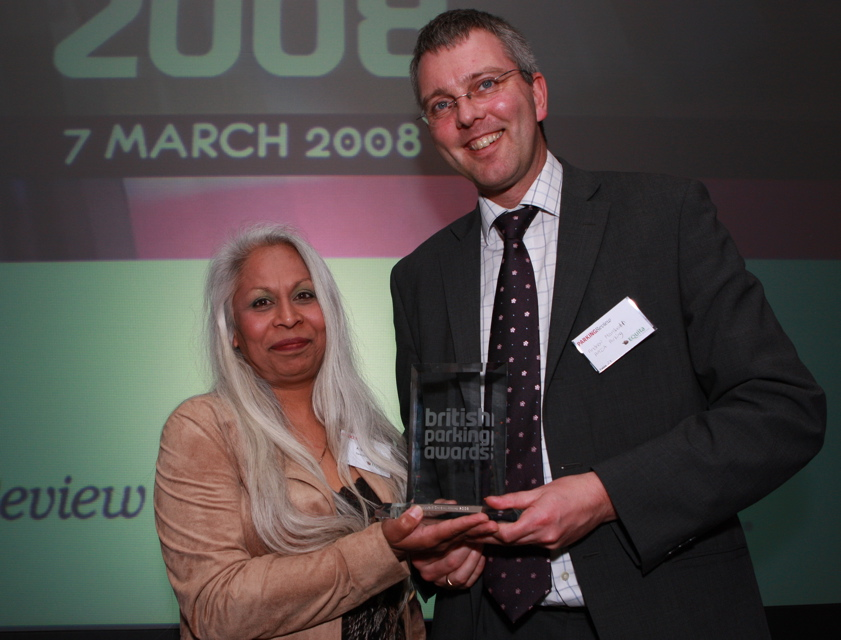 British Parking Awards 2008