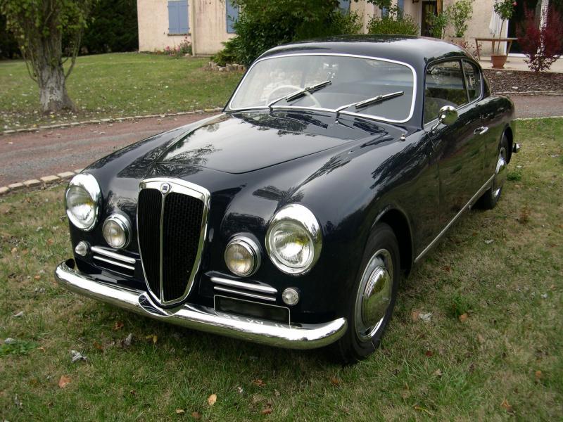 Lancia Aurélia B20GT 1952