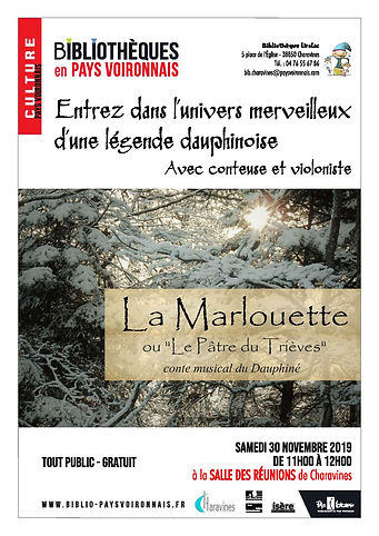 Marlouette.conte.Dauphiné