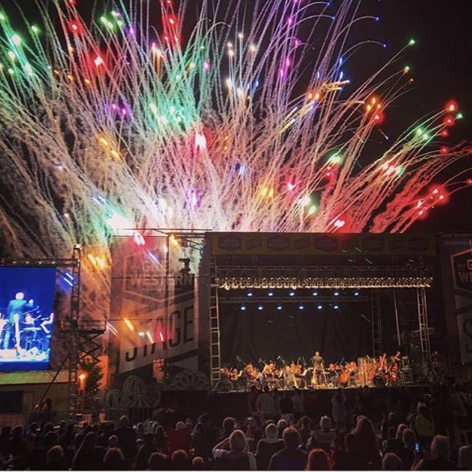 1812 Overture with fireworks and the Regina Symphony Orchestra!