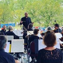Another season with Regina Symphony underway!