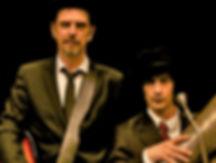 Lars Demian & David Tallroth pressfoto (