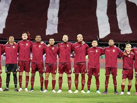 1 x 1 Vinotinto vs. Argentina
