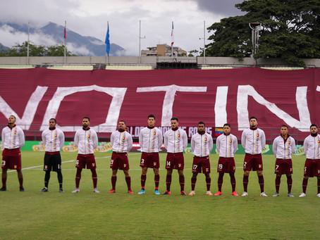 1 x 1 Vinotinto vs. Chile