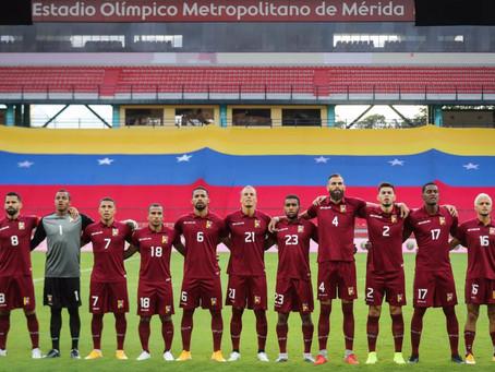 1 x 1 Vinotinto vs. Paraguay
