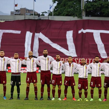1 x 1 Vinotinto vs. Uruguay