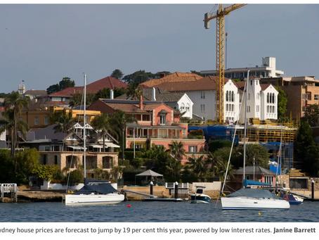 【澳新银行ANZ预测2022年房价增长将放缓】