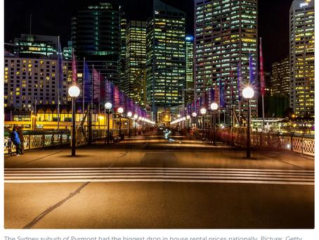 【全澳2020年哪个区租金跌的最惨?】