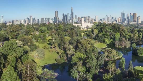 Royal Botanic Gardens Melbourne 2