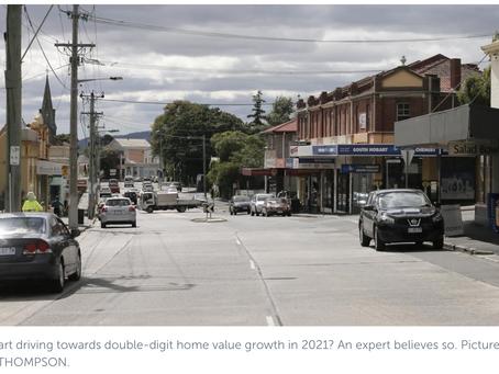 【再谈Hobart房市】经济腾飞房子不够卖!