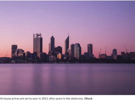 【Perth空置率低于1%】CBRE报告预测增长9-12%