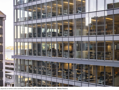 【远程工作 VS Office地产】混合型办公才是将来吗?