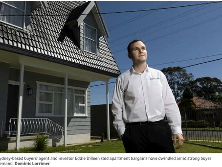 """【原来是这些区的""""公寓""""涨价了】最高暴涨35%?"""