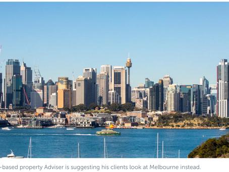 【悉尼开发商太贪婪】还是来墨尔本投资吧!
