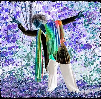 Danser dans la nature, danse buto, improvisation, connexion,