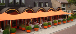 Tentart custom beach bar & restaurant