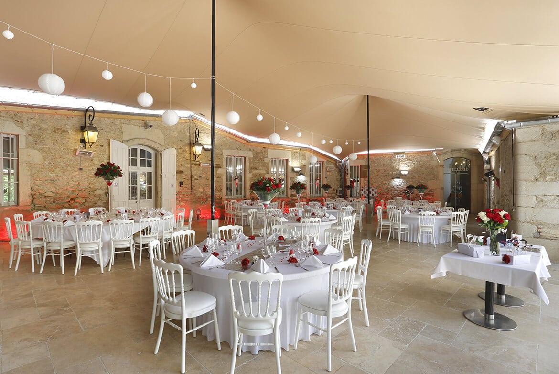 Tentart tenda po meri - elegantna restavracija