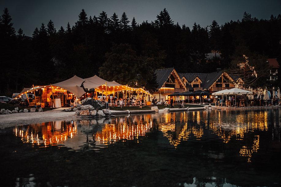 Tentart for Jasna Resort Kranjska gora.J