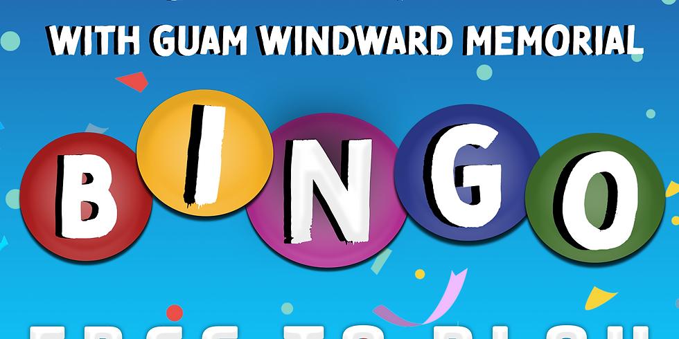 Frontline Appreciation VIRTUAL Bingo Party