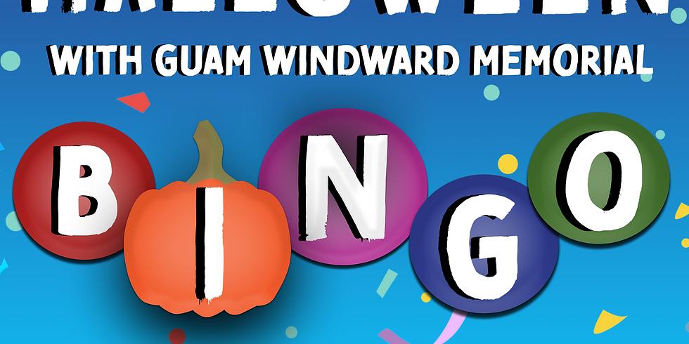 Halloween VIRTUAL Bingo Party