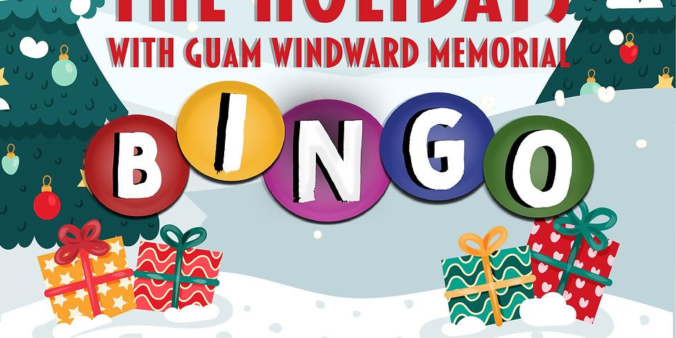 Celebrate the Holidays VIRTUAL Bingo Party