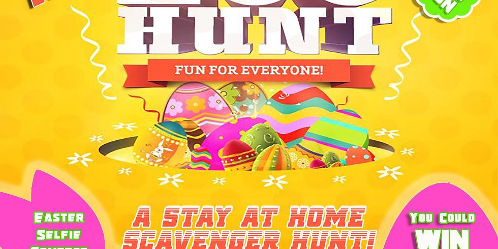 Virtual Easter Egg Hunt