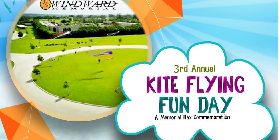 Kite Flying Fun Day