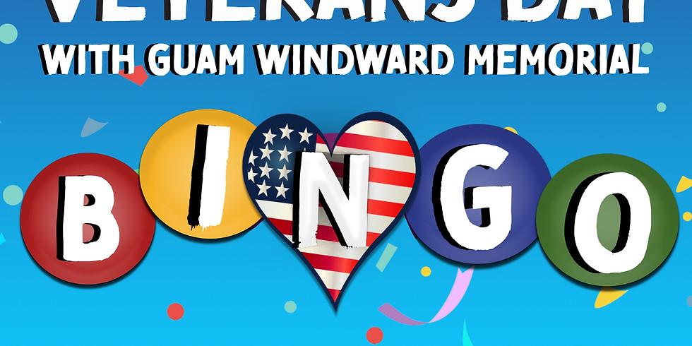 Veterans Day VIRTUAL Bingo Party