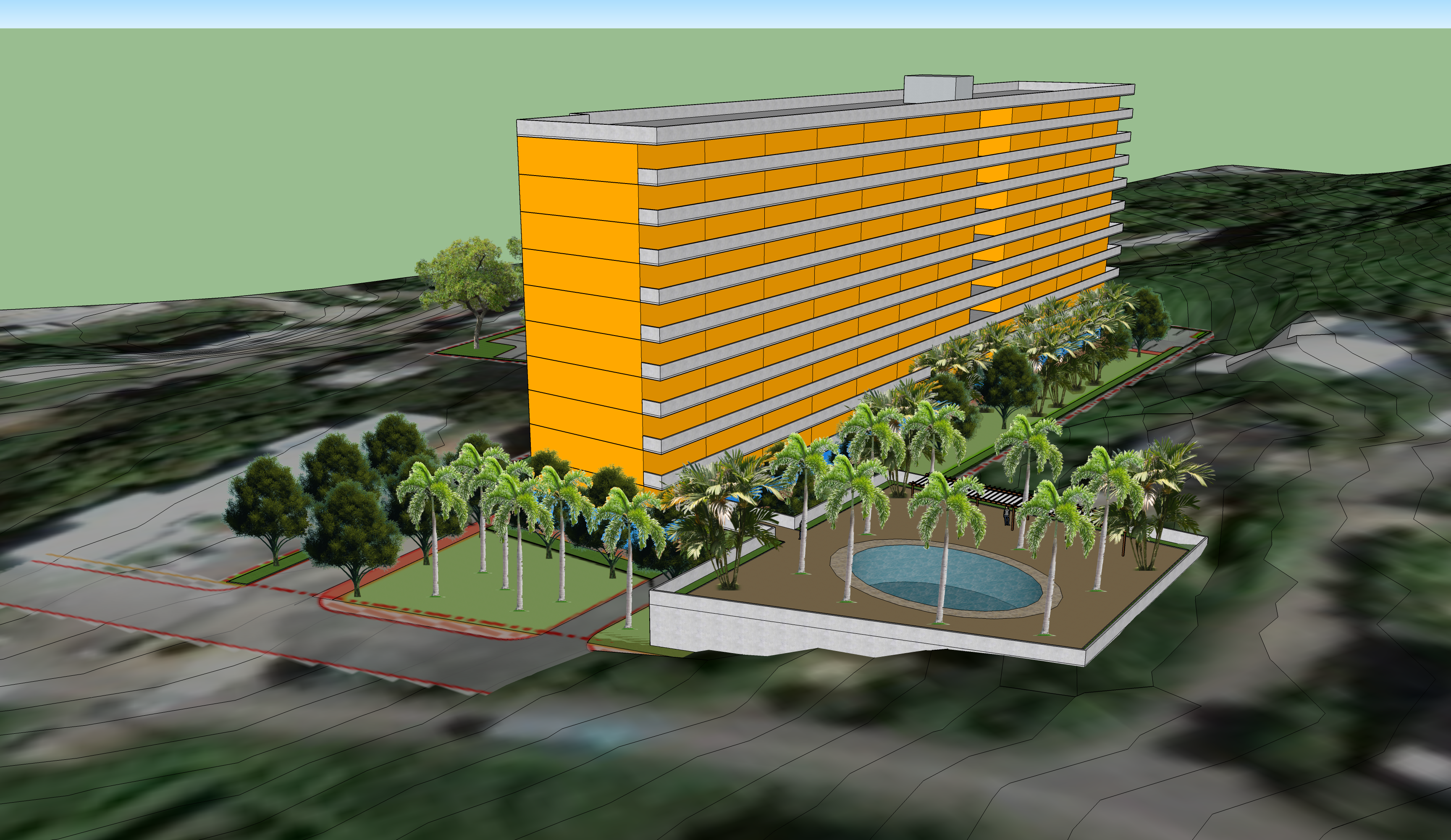LMSGU Design Studies Tumon Condo 1