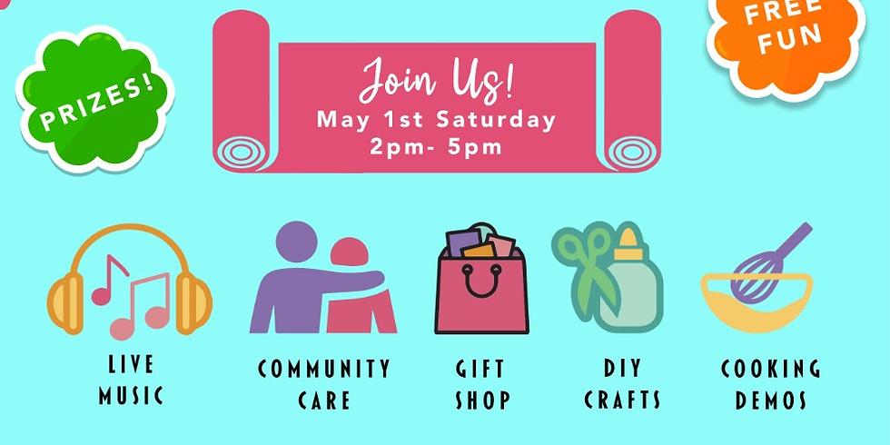 Magical Mothers Day Craft Fair & Festival - A Virtual Celebration