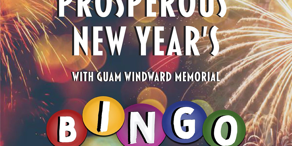 Celebrate New Year's Bingo