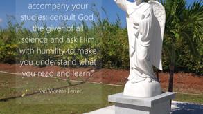 Honoring San Vincente Ferrer