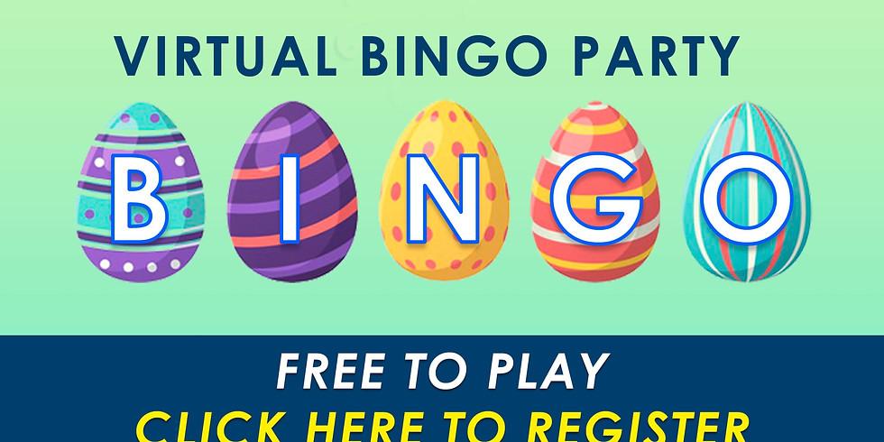 Celebrate Easter Bingo