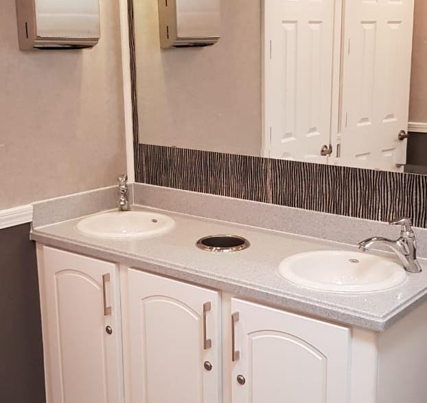 GMSGU Portable Restroom Interior