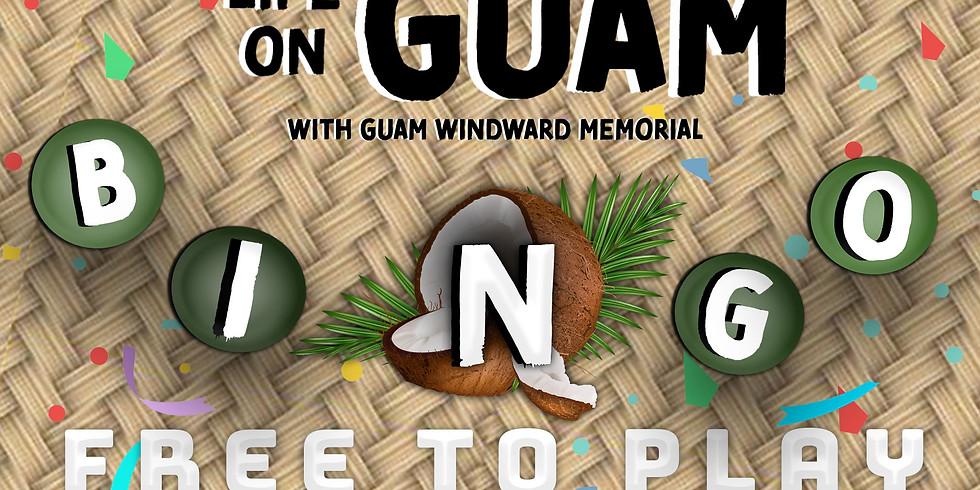 Celebrate Life on Guam VIRTUAL BINGO Party!