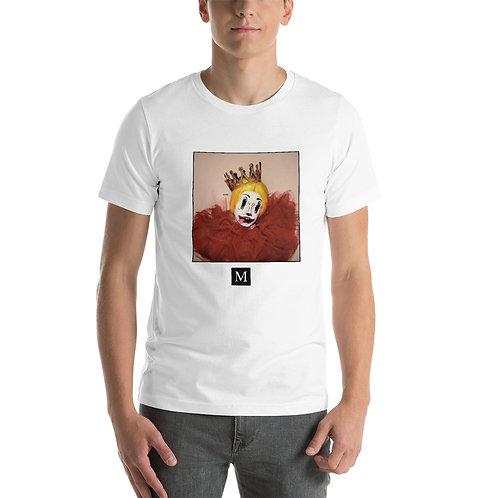 Clown Short-Sleeve Unisex T-Shirt