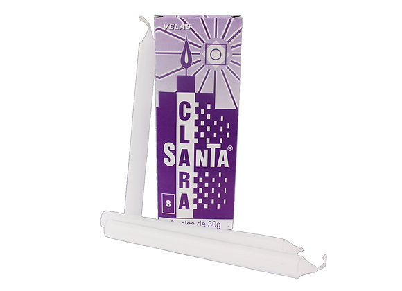 Vela Santa Clara Nº8