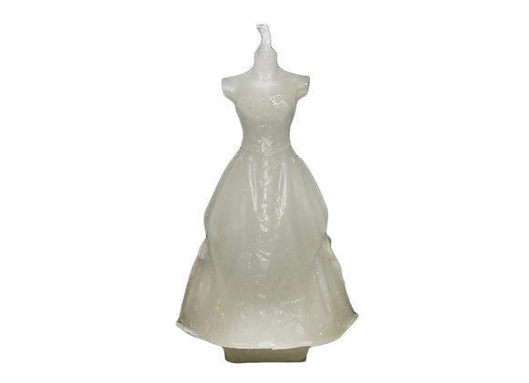Vela Vestido de Noiva