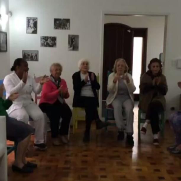 dança senior