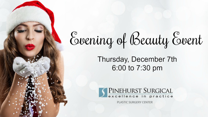 Evening of Beauty Event