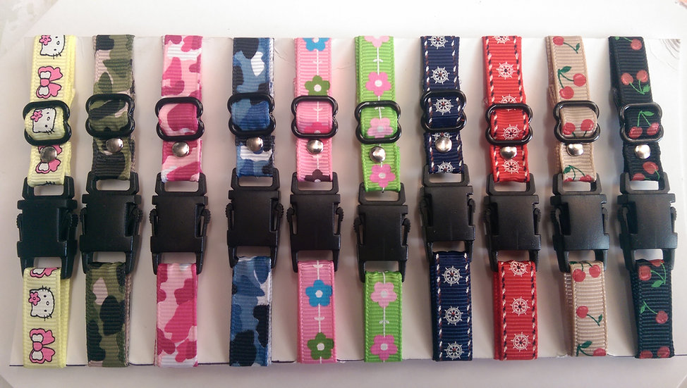 Puppy Identification Collars - 30 & over