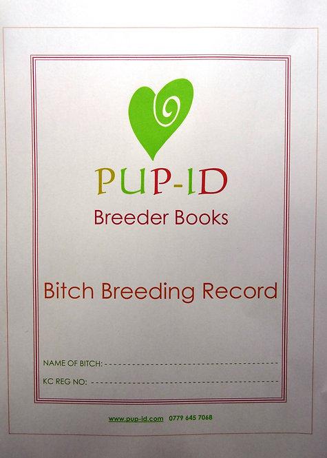 BREEDING RECORD - Bitch