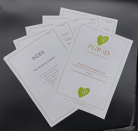 Puppy Information Pack (1)