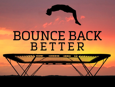 Bouncing Back in 2021 – Making The 2020 Lessons Count!