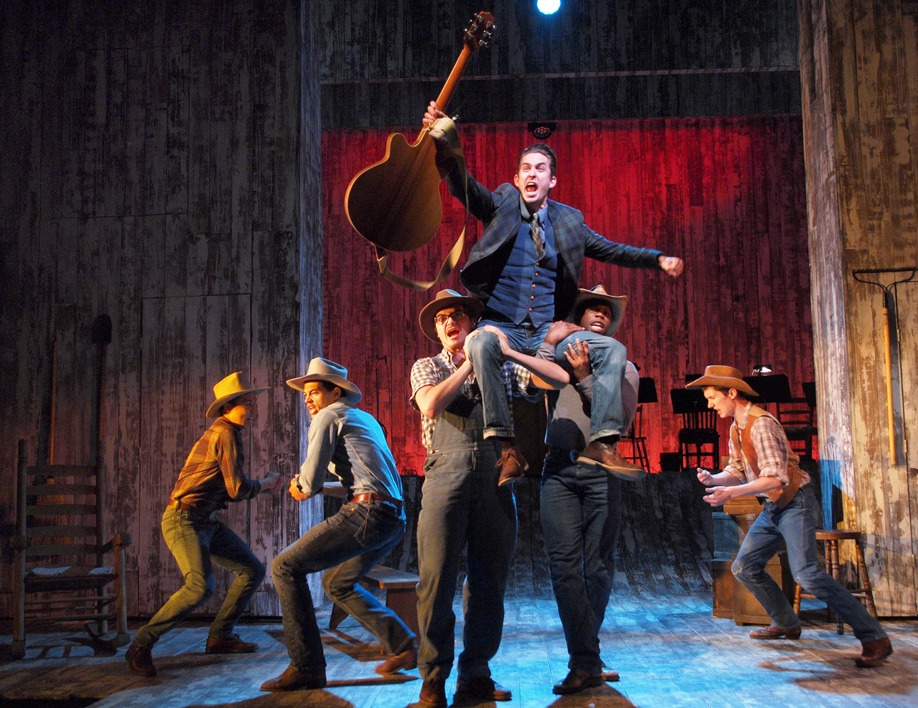 Oklahoma! (Weston Playhouse)