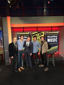 Million Dollar Quartet on Good Day Music Austin