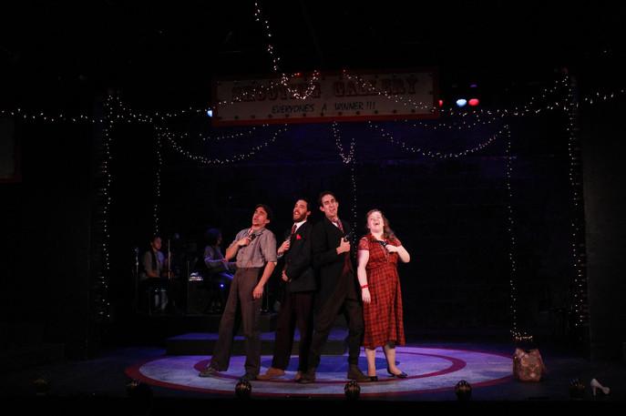 Assassins (Princeton Summer Theater)