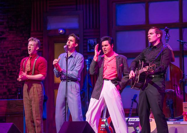 Million Dollar Quartet (ZACH Theatre)