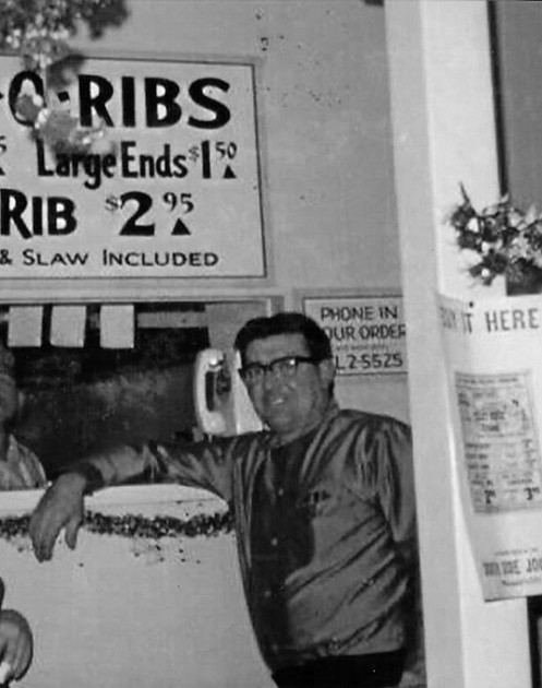 Robert Menendez Sr. at Pilot House Kitchen