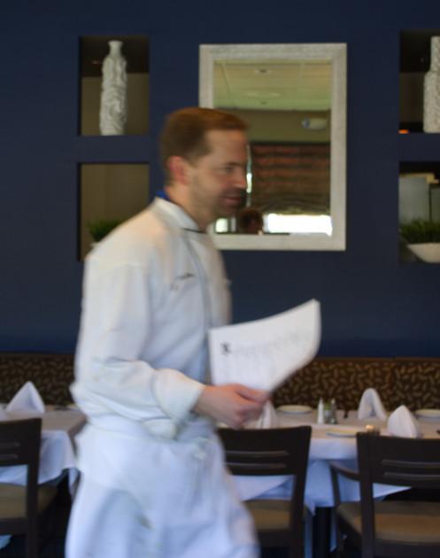Chef Bob Menendez III